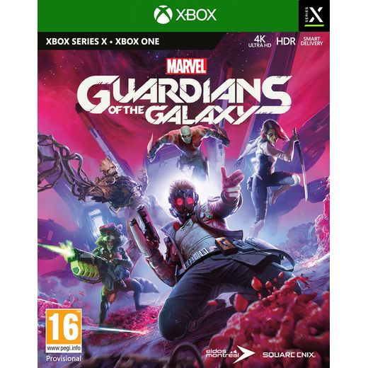 Guardians Of The Galaxy for Xbox Series X