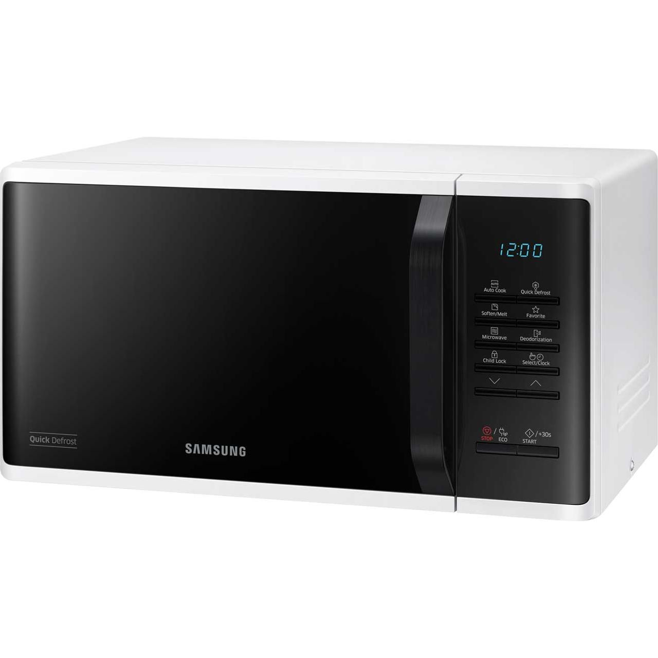 Ms23k3513aw Samsung Microwave Oven