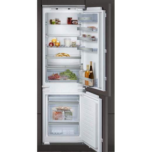 NEFF N70 KI6863FE0G Built In Fridge Freezer - White