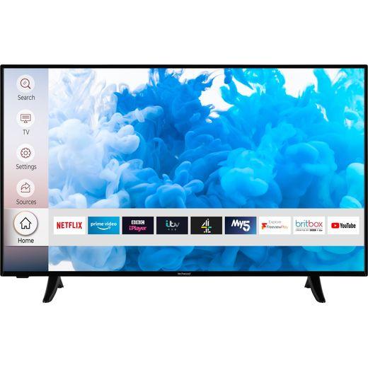 "Techwood 43AO10FHD 43"" Smart 1080p Full HD TV"