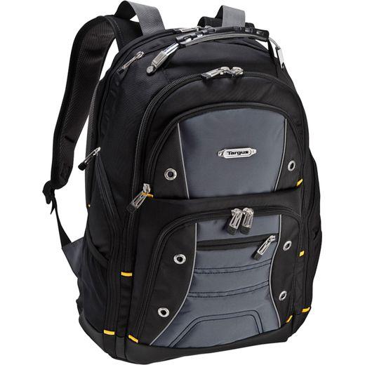 """Targus Drifter Backpack for 16"""" Laptop - Black / Grey"""