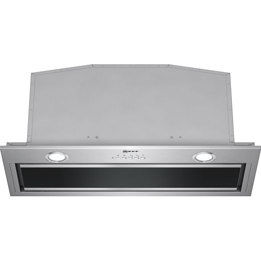 NEFF N90 D57ML67N1B 70 cm Canopy Cooker Hood - Stainless Steel - A++ Rated