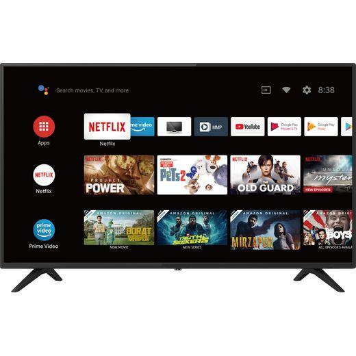 """Veltech VEL43SA01UK 43"""" Smart 1080p Full HD Android TV"""