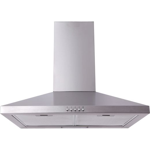 Unbranded UB60CHIMSS Chimney Cooker Hood - Stainless Steel - A Rated