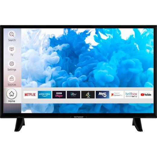 """Techwood 39AO10HD 39"""" Smart 1080p Full HD TV"""