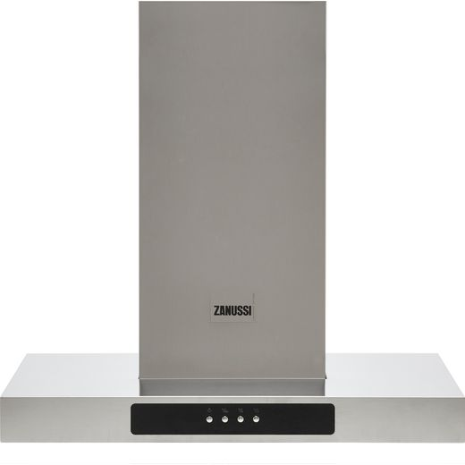 Zanussi ZFT516X 60 cm Chimney Cooker Hood - Stainless Steel - C Rated
