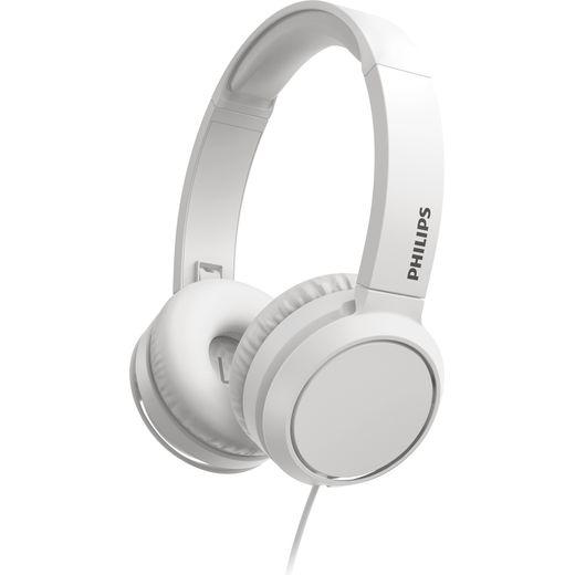 Philips On-Ear Headphones - White
