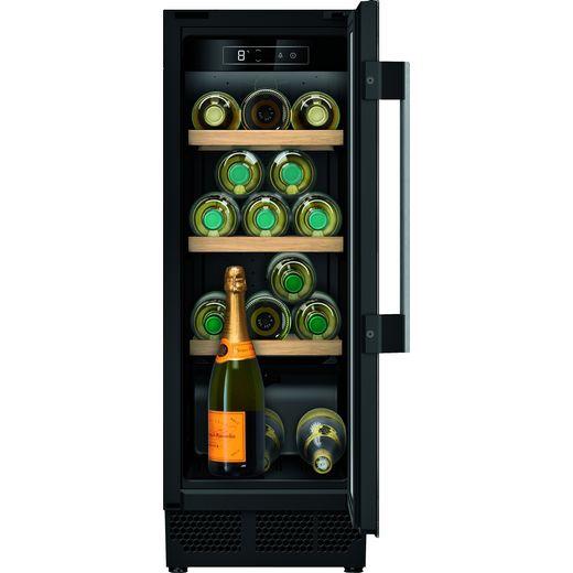 NEFF N50 Slide&Hide® KU9202HF0G Built In Wine Cooler - Black - F Rated