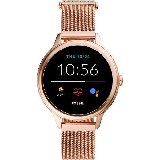 Fossil Gen 5E Smart Watch - Rose Gold
