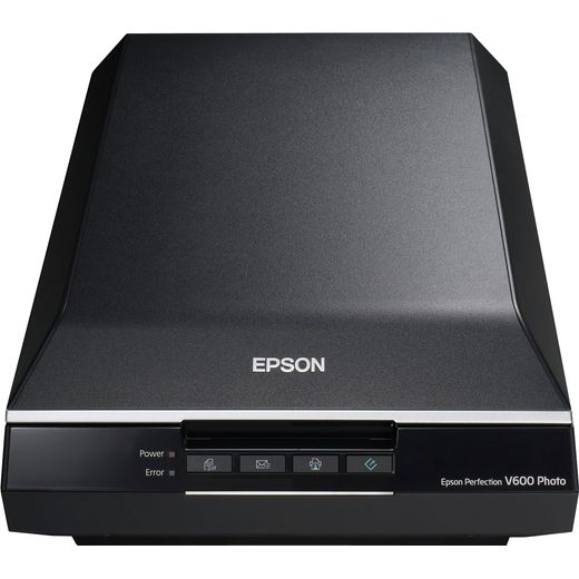 Epson Perfection V600 Photo Printer - Black
