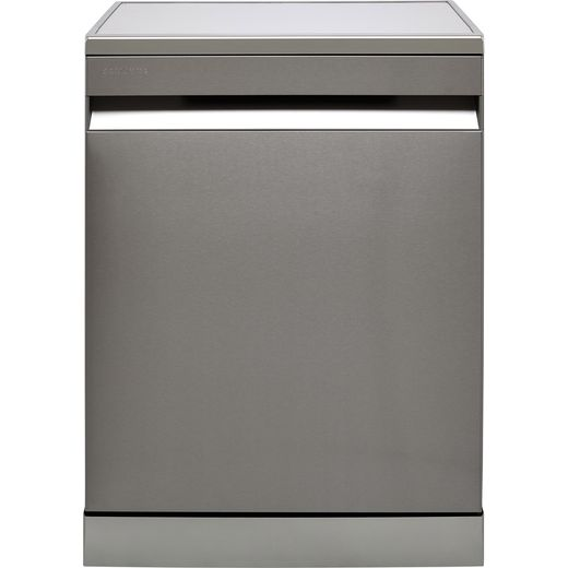Samsung Series 7 DW60R7040FS Standard Dishwasher - Silver - D Rated