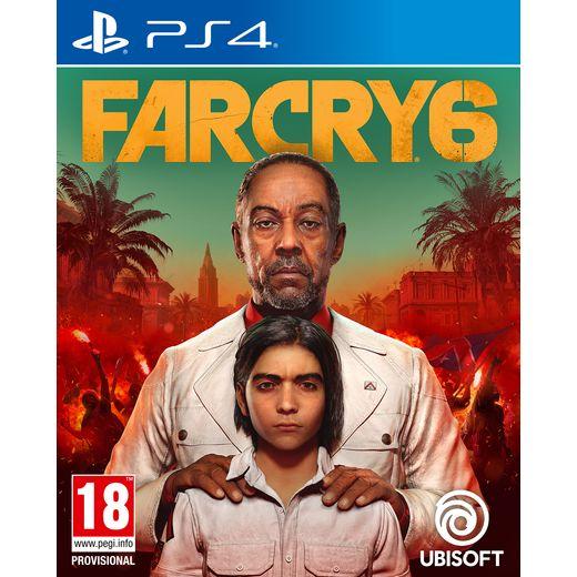 Far Cry 6 for PlayStation 4