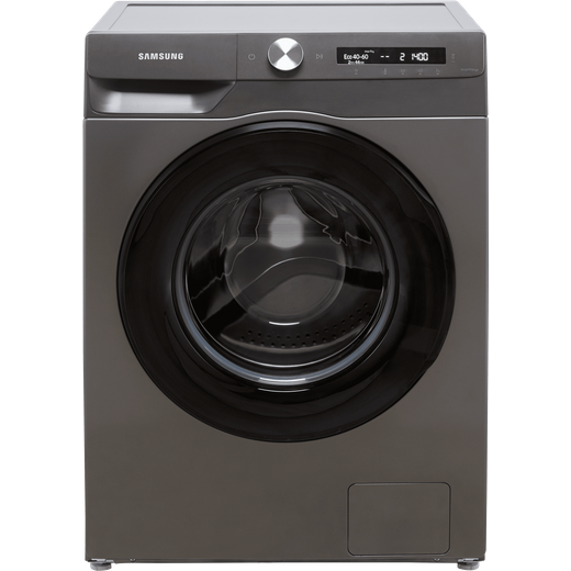 Samsung Series 5+ AutoDose™ WW80T534DAN Wifi Connected 8Kg Washing Machine with 1400 rpm - Graphite - B Rated