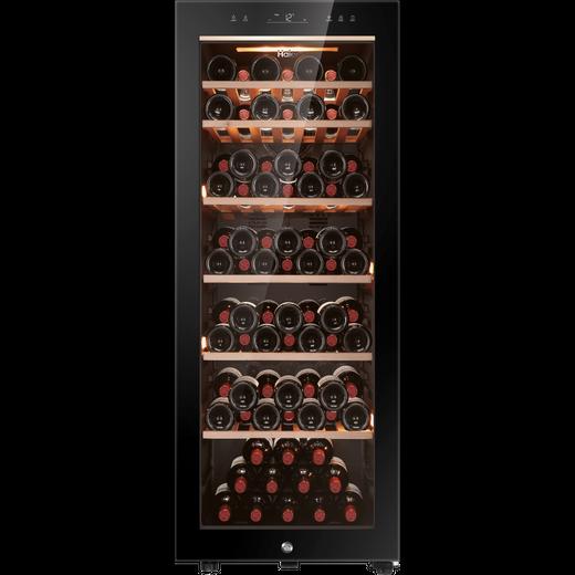 Haier HWS84GNF Wine Cooler - Black