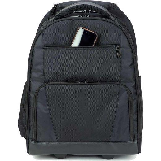 """Targus Sport Rolling Backpack for 15.6"""" Laptop - Black"""