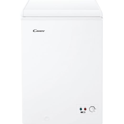Candy CCHH100UK Chest Freezer - White - F Rated