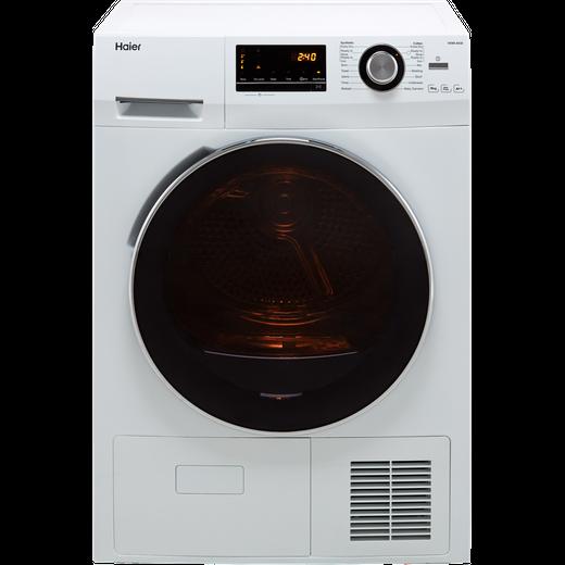 Haier HD90-A636 Heat Pump Tumble Dryer - White