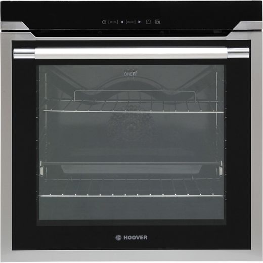 Hoover H-OVEN 500 PLUS HOAZ7173IN Wifi Connected Built In Electric Single Oven - Stainless Steel - A Rated