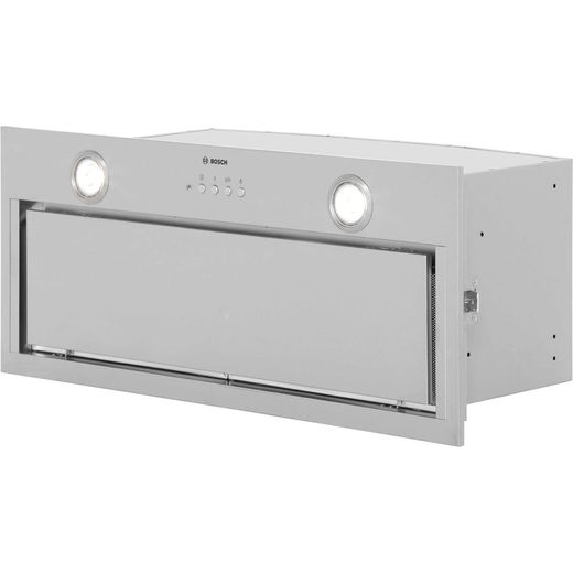 Bosch Serie 6 DHL785CGB 70 cm Canopy Cooker Hood - Brushed Steel - C Rated
