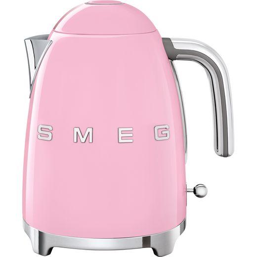 Smeg 50's Retro KLF03PKUK Kettle - Pink