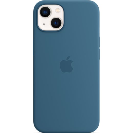 Apple Silicone Case for iPhone 13 - Blue Jay