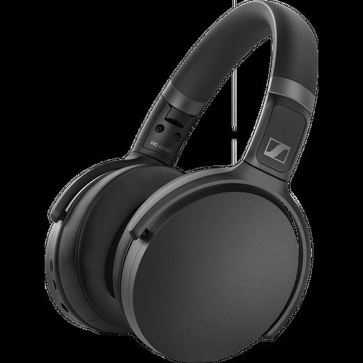 Sennheiser HD 450BT Over-Ear Wireless Bluetooth Headphones - Black