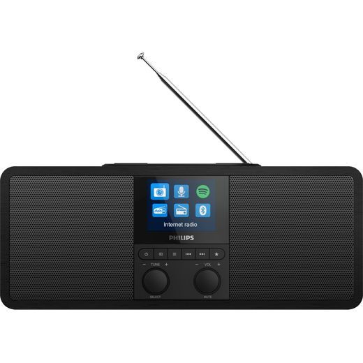 Philips TAR8805 DAB+ Digital Radio with FM Tuner