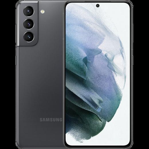 Samsung Galaxy S21 5G 128 GB Smartphone in Phantom Grey