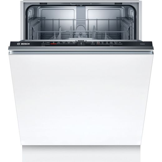 Bosch SMV2ITX22G Wifi Connected Fully Integrated Standard Dishwasher - Black Control Panel - A+ Rated