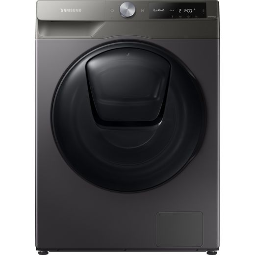 Samsung Series 6 AddWash™ WD90T654DBN Wifi Connected 9Kg / 6Kg Washer Dryer with 1400 rpm - Graphite - E Rated