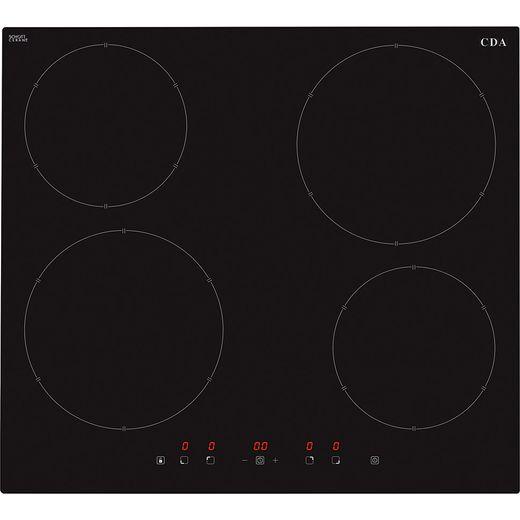 CDA HN6111FR 58cm Induction Hob - Black