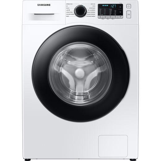 Samsung Series 5 ecobubble™ WW80TA046AE 8Kg Washing Machine with 1400 rpm - White - B Rated