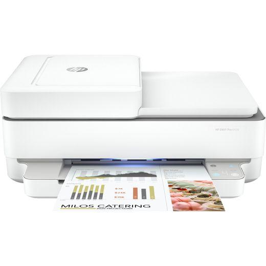 HP Envy Pro 6430 Inkjet Printer - White