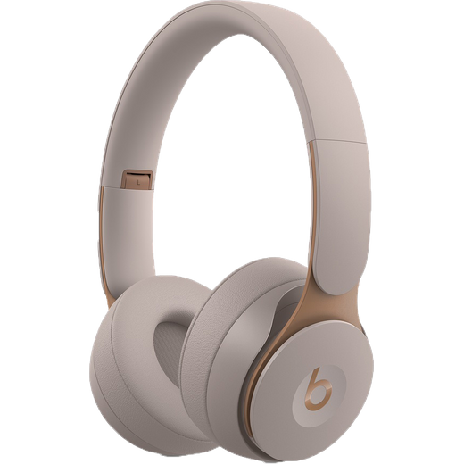 Beats Solo Pro On-Ear Wireless Bluetooth Headphones - Grey