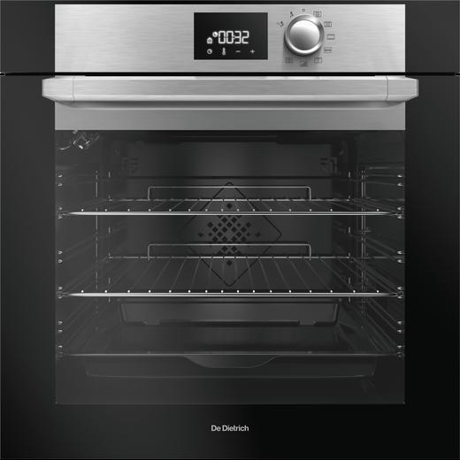 De Dietrich DOP7200BM Built In Electric Single Oven - Platinum - A+ Rated