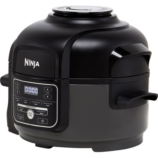 Ninja Foodi OP100UK 4.7 Litre Multi Cooker - Black
