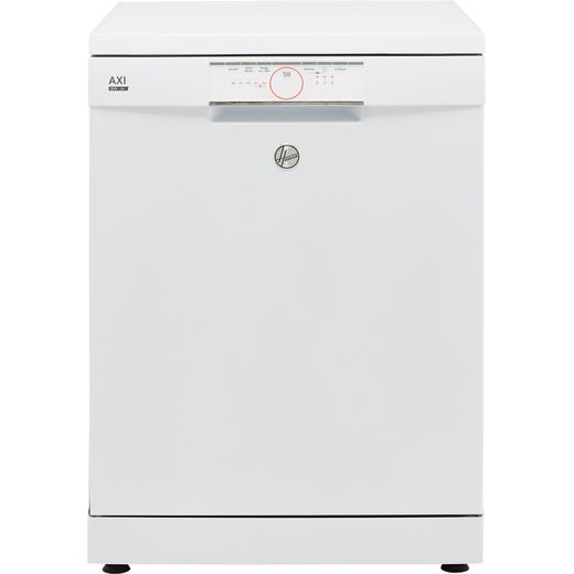 Hoover AXI HDPN1L390PW Standard Dishwasher - White - F Rated