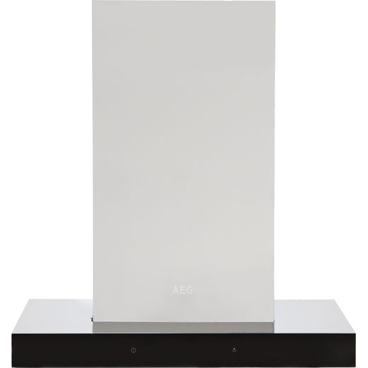 AEG DBE5661HG 60 cm Chimney Cooker Hood - Stainless Steel - A Rated