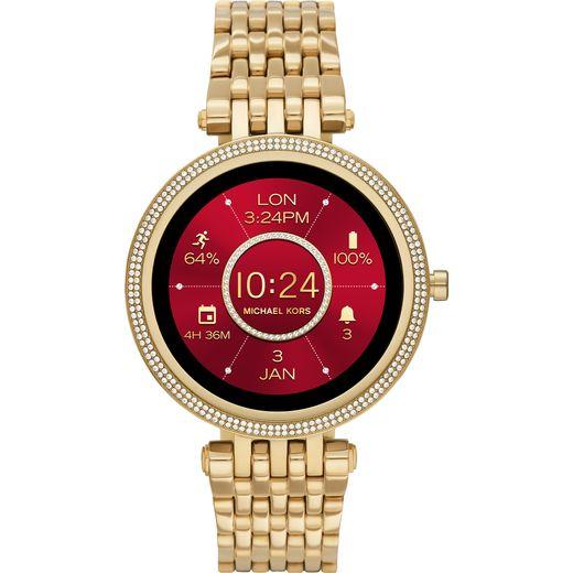 Michael Kors Gen 5E Darci Smart Watch - Stainless Steel
