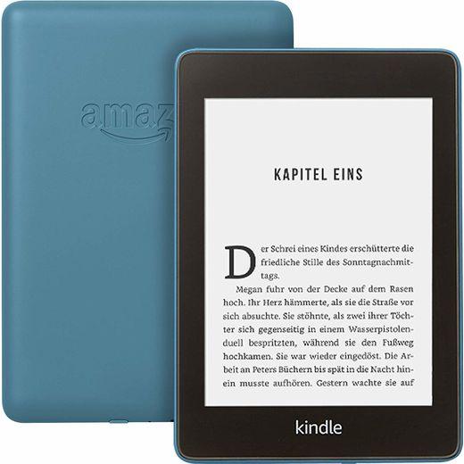 "Amazon Kindle Paperwhite 6"" eReader - Blue"