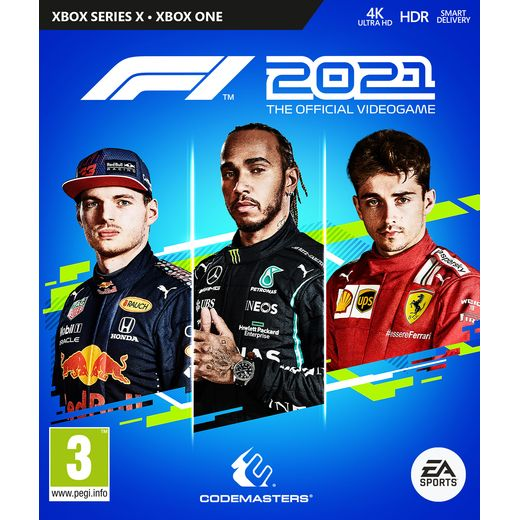 F1 2021 for Xbox One