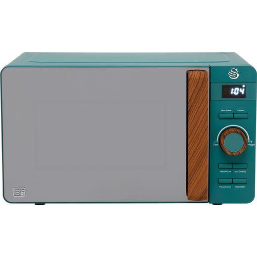 Swan Nordic SM22036GREN 20 Litre Solo microwave - Green