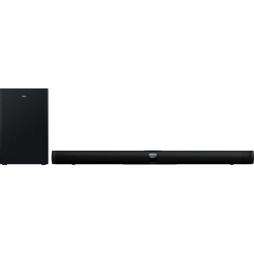 TCL TS7010 Bluetooth 2.1 Soundbar with Wireless Subwoofer - Black