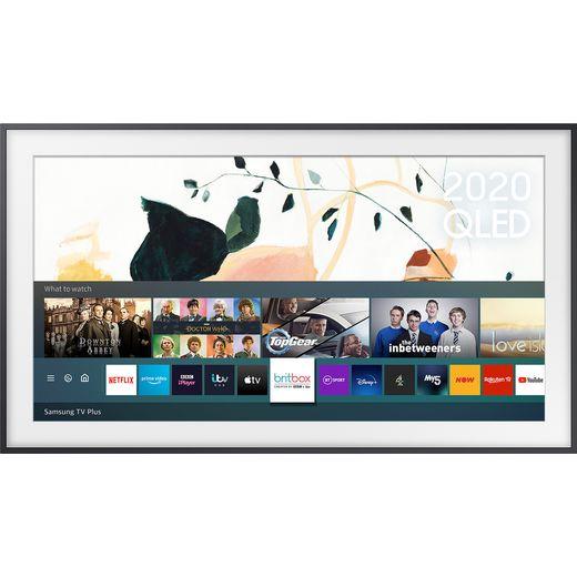 "Samsung QLED QE32LS03TC 32"" Smart Full HD TV and Apple TV App"