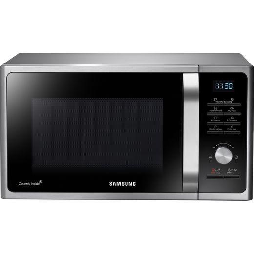 Samsung MS28F303TAS 28 Litre Microwave - Silver