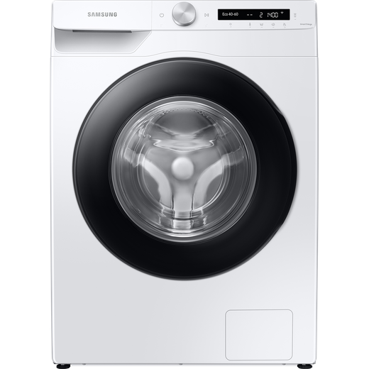 Samsung Series 5+ AutoDose™ WW90T534DAW Wifi Connected 9Kg Washing Machine with 1400 rpm - White - A Rated