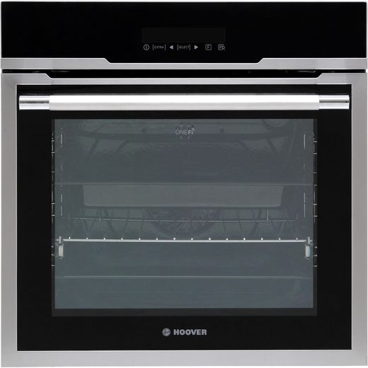 Hoover H-OVEN 500 PLUS HOZ7173IN Wifi Connected Built In Electric Single Oven - Stainless Steel - A+ Rated