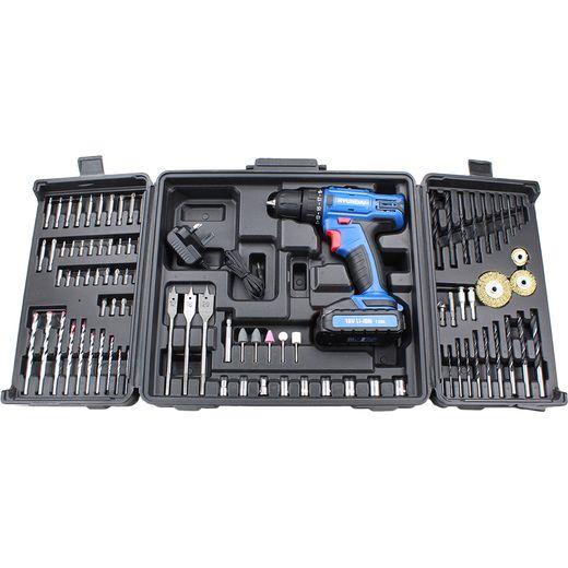 Hyundai HY2175 18 Volts Cordless Combi Drill