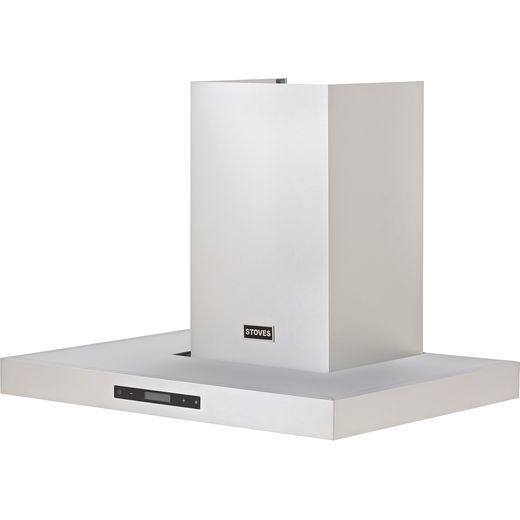 Stoves ST 700 BCH 70 cm Chimney Cooker Hood - Stainless Steel - A Rated
