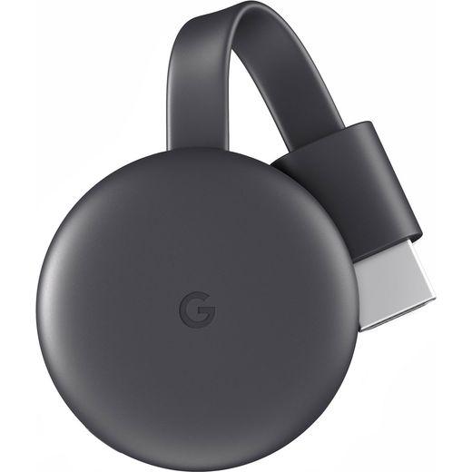 Google Chromecast - Charcoal Grey